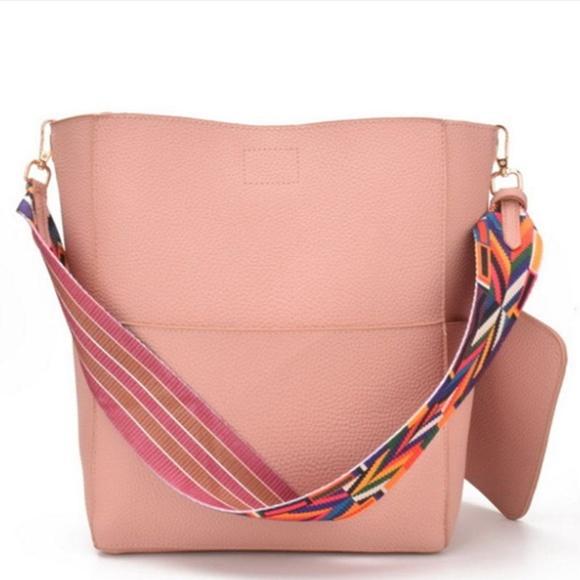 466b46068e4 Bags   Pink Bucket Purse   Poshmark